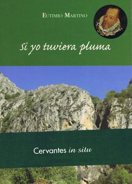 Libro Cervantes en leon