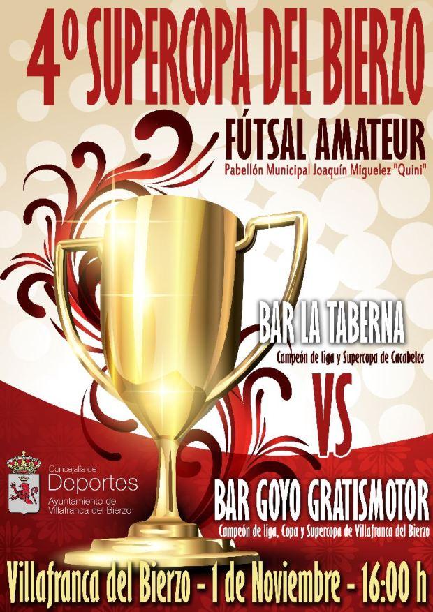 Supercopa bierzo futsal amateur