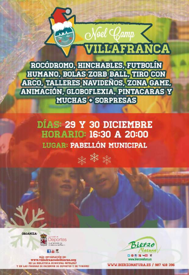 noel camp villafranca