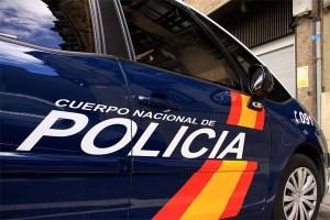 Cuerpo Nacional de Policía. Imagen de Archivo