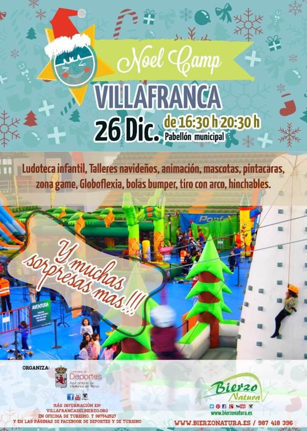 noel camp 2014 villafranca