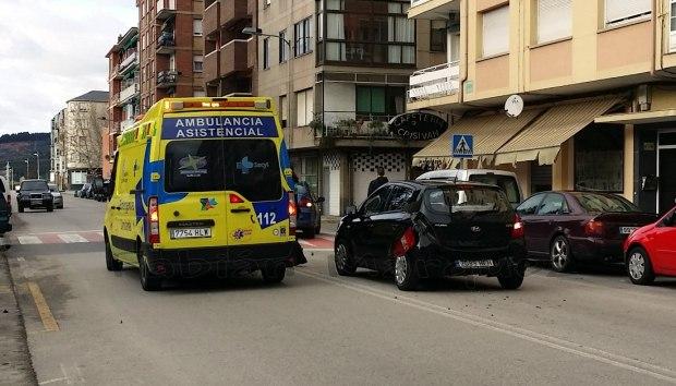 accidente avenida bierzo 12 3