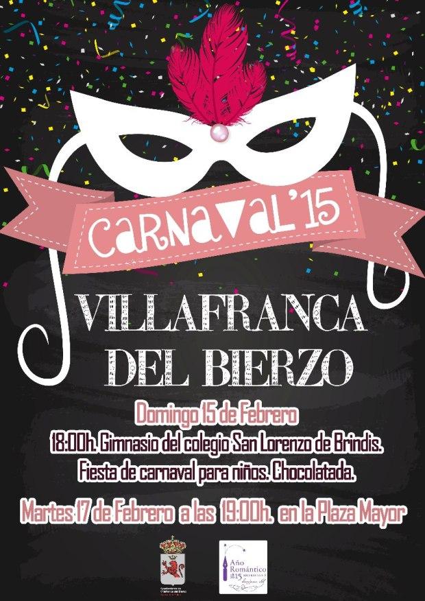 carnaval2015 villafranca bierzo