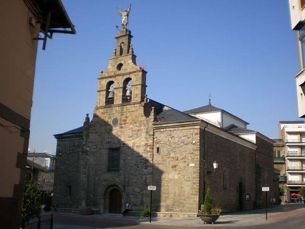 iglesia san pedro bembibre