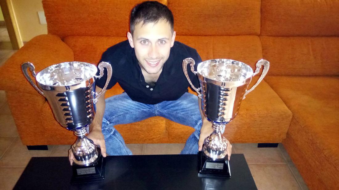 Un berciano campeón mundial de Fórmula 1 Online XBox - Noticias Bierzo