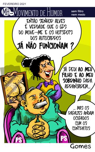 "Alderman leaves the Coimbra Room for ""predictive care"" with family members – Notícias de Coimbra"