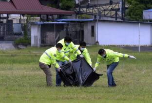 Polizones que cayeron desde avión, son de El Tambo