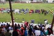"""Inauguración del Campeonato Barrial de Fútbol """"Manuel de J. Calle 2018"""""""
