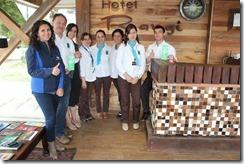 Municipalidad de Pucón entregó Sello Verde a primer Hotel de la comuna