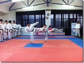 FOTO club de karate Kobukan 2