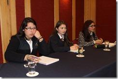 FOTO nuevo programa jóvenes con opinión en Pucón TV 3
