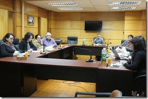FOTO plan gestión de residuos sólidos con delegación de la Subdere
