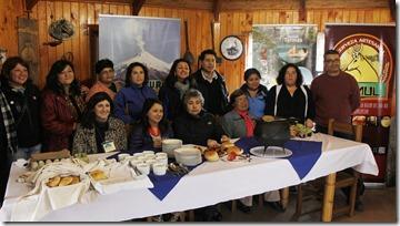 FOTO comitiva de turismo viaja a chillán