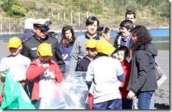 FOTO día internacional de limpieza de playas