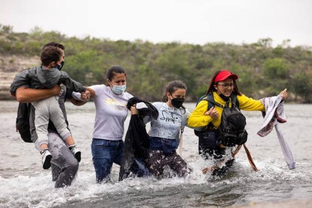 Numero de venezolanos que intenta llegar a EEUU va en ascenso