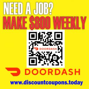 Doordash Driver Promo Code