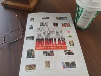 Manual for Gorilas by Juan Rodulfo