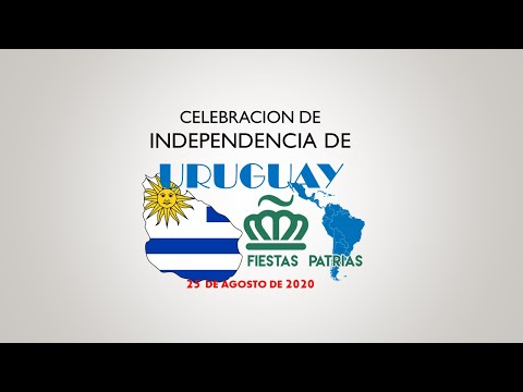 Celebracion Independencia de Uruguay a cargo del Comité Fiestas Patrias de Charlotte