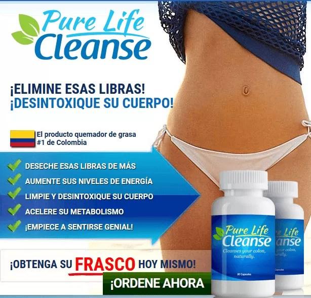 Más acerca del Pure Life Cleanse
