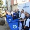 Inicia Chucho Nader la Pavimentación de Dos Calles en la López Portillo