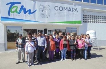 Atiende Adolfo Cabal Ruiz petición de amplio sector de Ciudad Madero.