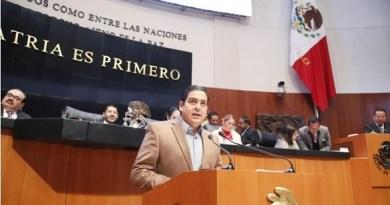 Destaca el Senador del PAN, Ismael García Cabeza de Vaca como uno de los legisladores más productivos por sus iniciativas.