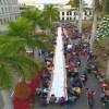 Rompe record de rosca en Tampico…más de 110 metros