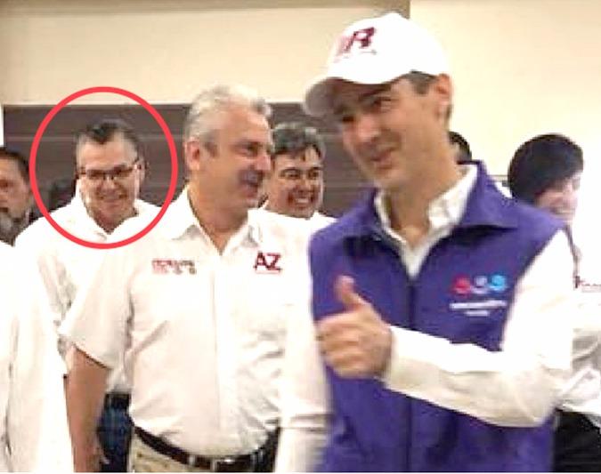 Activo en Morena. El empresario reynosenses, Rigoberto Ramos, investigado por huachicoleo, participó activamente en las campañas de los ex candidatos de Morena.