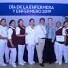 Son enfermeras de Tamaulipas ejemplo y vocación de servicio: Secretaria de Salud
