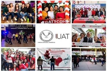 Celebran San Valentín en todos los campus de la UAT