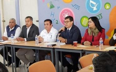 Nombran a Arturo Vázquez Córdoba, representante de la UEMTIS en Tamaulipas