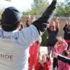 INDE  promueve  activación física escolar