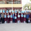 Gobierno de Alma Laura Amparán marca la diferencia en infraestructura educativa