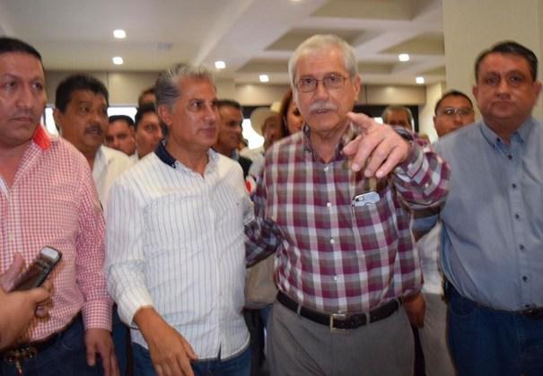 Provocan priistas rebelión en el partido MORENA Tamaulipas