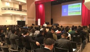 Reanuda Sebien curso – taller de derechos humanos en universidades