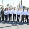 En Valle Hermoso el gobernador inaugura obras y supervisa acciones de Unidos por Tamaulipas