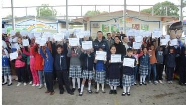 """Más Escuelas se Integran al Programa de Limpieza """"Tampico Brilla"""""""