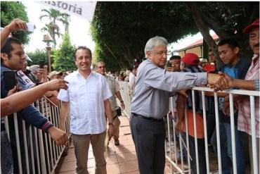 Viene AMLO el 30 a Tantoytuca, Ver, y el 31 en Ciudad Madero, Tamaulipas.