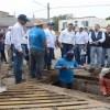 Emprende Chucho Nader Amplia Jornada  de Limpieza en la Jardines de Champayán