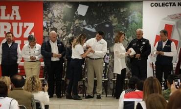 Inicia la Colecta Anual de la Cruz Roja 2019.