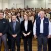 DIF Altamira presente en instalación de Procuraduría de la Defensa del Adulto Mayor