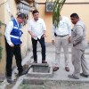Atiende COMAPA Tampico necesidades de vecinos por baja presión