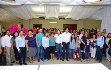 Pugnarán Rosa González y Mon Marón para que la Federación Reasigne Recursos a las Estancias Infantiles