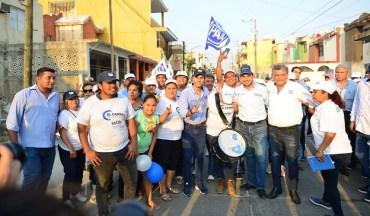 Mon Marón Garantía de Progreso para Tampico