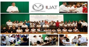 """Entrega UAT reconocimientos del programa """"Mi Primera Empresa"""""""