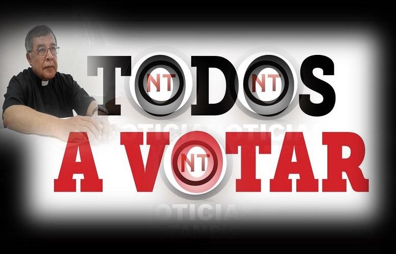 """Llama Iglesia a """"Repensar"""" el Voto; se Espera una Elección Tranquila"""