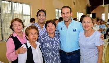 Gestionará Mon Marón Mayores Beneficios a los Trabajadores al Servicio del Estado