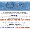 Invita UAT a cursar la Maestría en Derecho Energético