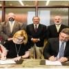 Firman acuerdo la FMVZ-UAT y Agrilife Research-Texas A&M