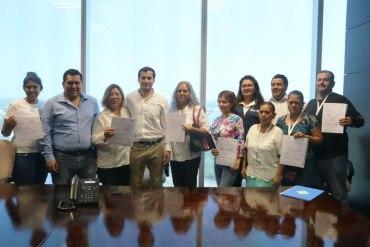 Entrega Gobierno de Tamaulipas herramienta para generar más fuentes de trabajo.